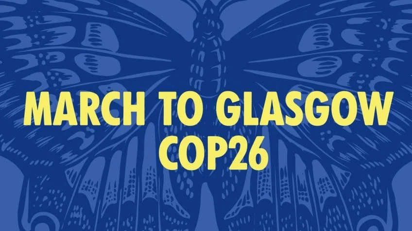 This image has an empty alt attribute; its file name is cop26-march-to-glasgow.webp